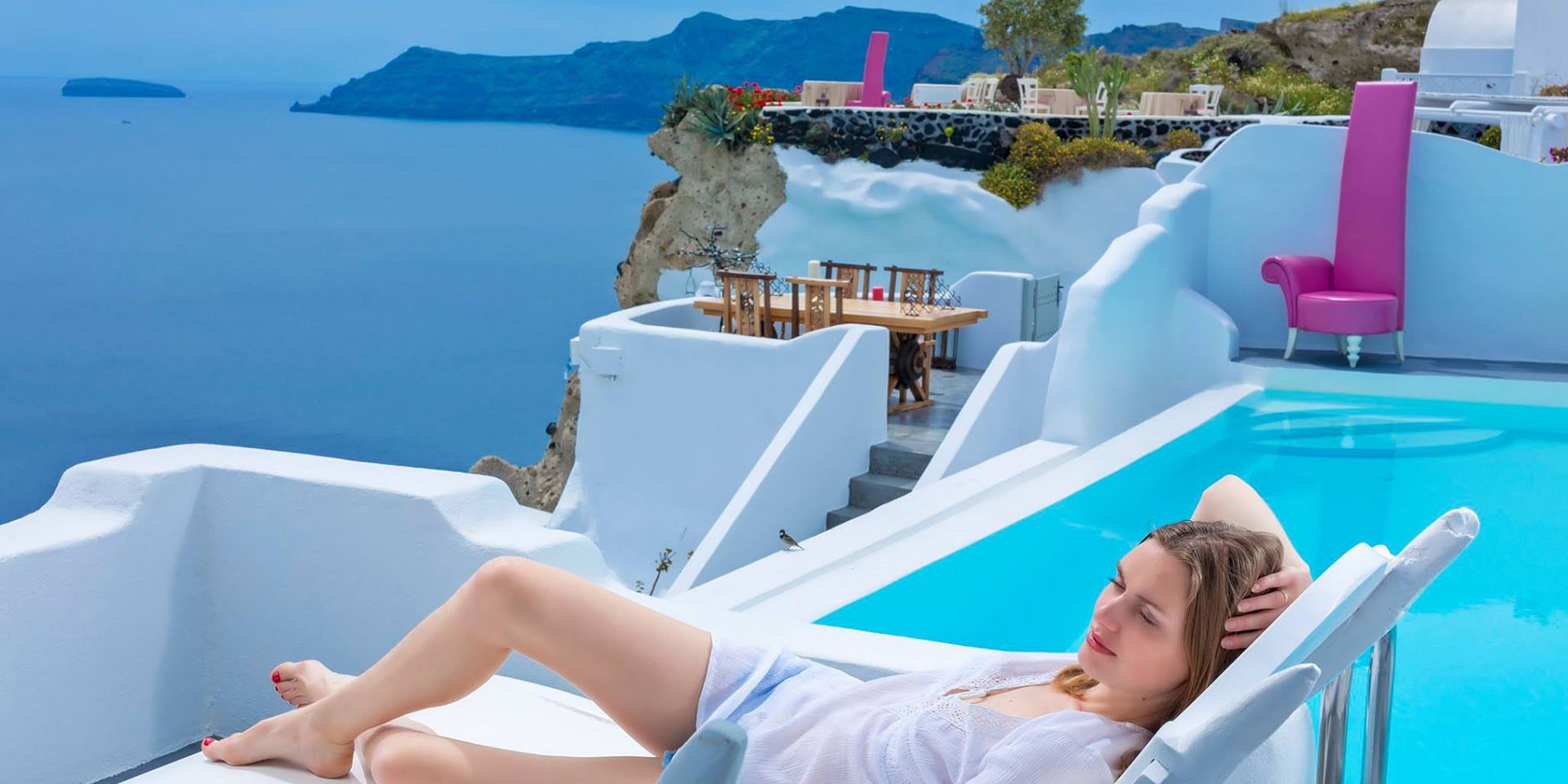 Andronis Boutique Hotel & Individual Transfer