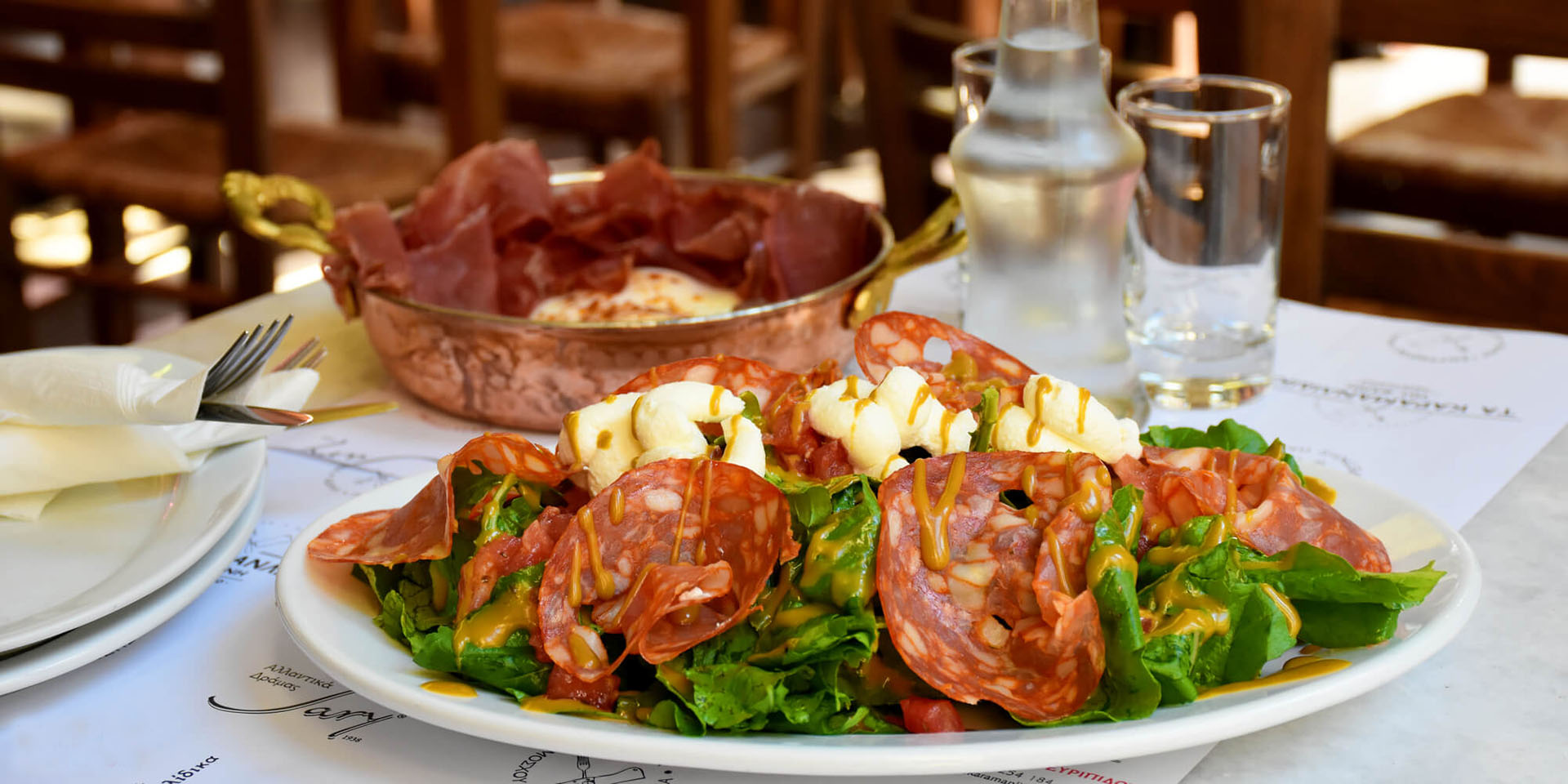 The Best Place for Meat food in Athens