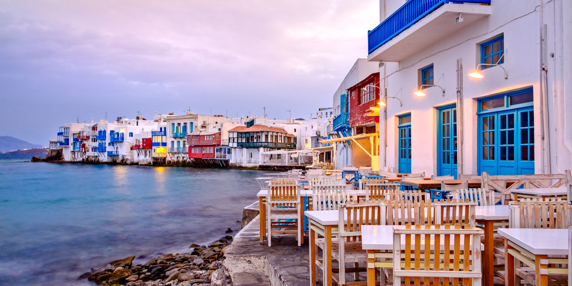 5 Days in Mykonos