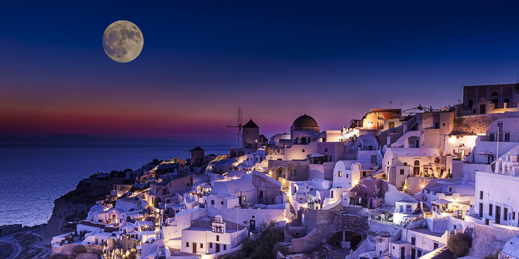 The Perfect Night Out in Santorini ''Just for Adults''