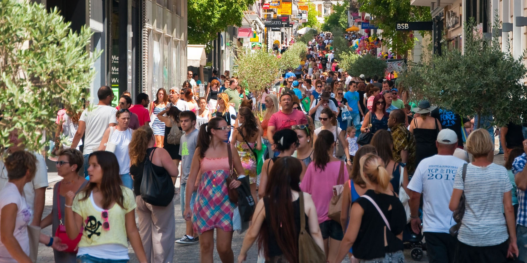 Athens Shopping Therapy Tour